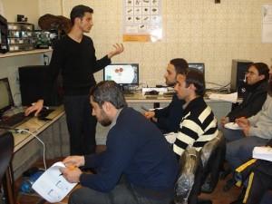 سمینار آموزش راه اندازی موتور تکفاز با آنروید توسط بلوتوث-عکس3