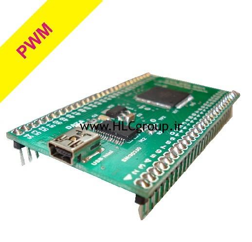 USB DAQ PWM